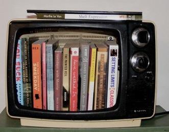 Desligue a TV