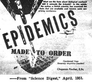A Nova Epidemia